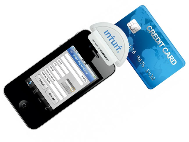 Intuit gopayment iphone credit card processing service intuit gopayment the low volume package offers small businesses reheart Gallery