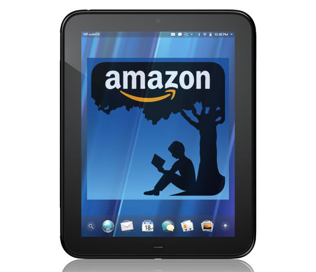 Kindle webOS