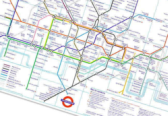 London Underground Wifi