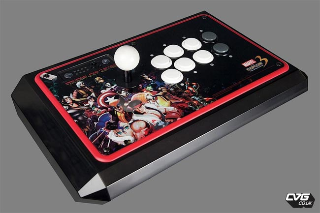Marvel vs Capcom 3 Limited Edition Fight Stick