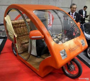 The Meguru EV Rickshaw Is Overrated