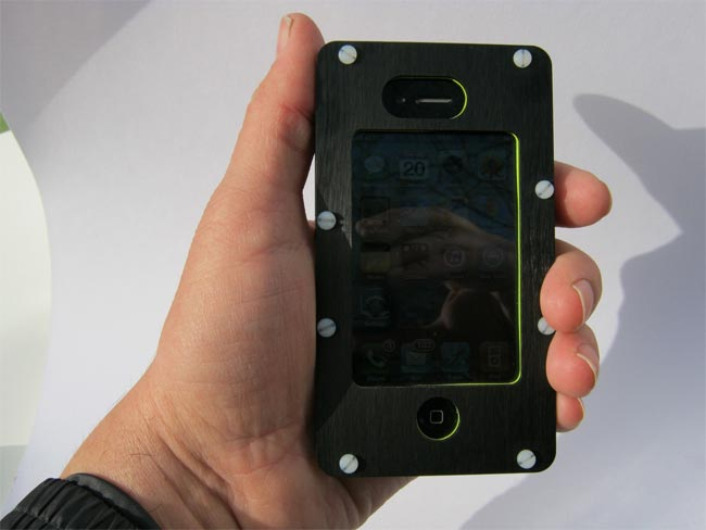 Iphone  Military Grade Case