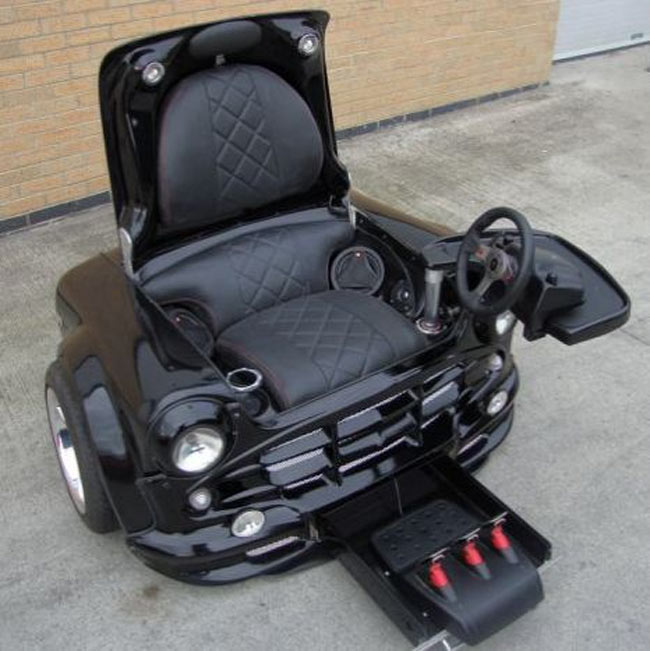 Mini Cooper Gaming Chair