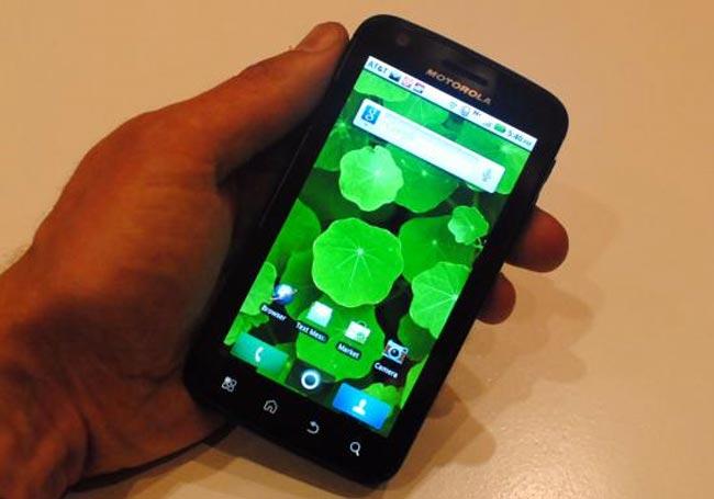 Motorola Axtrix 4G Coming 22nd Of February?