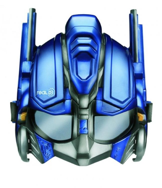Optimus 3D glasses