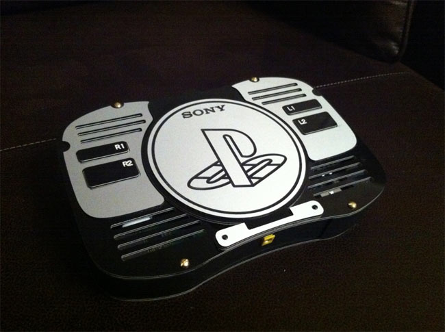 PS2 Handheld Mod