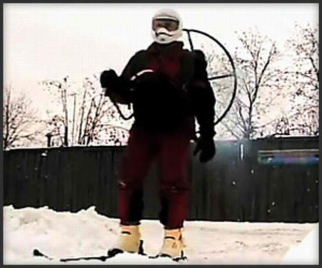 Propeller Skis
