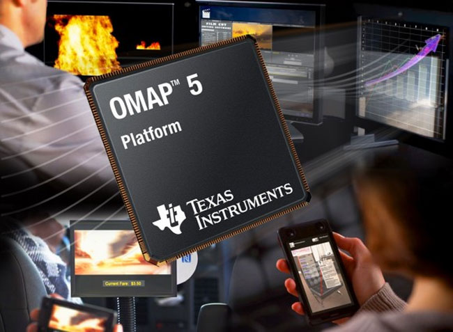 Quad-Core OMAP5