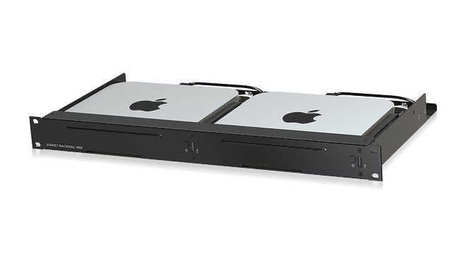 Rack Your Mac Mini