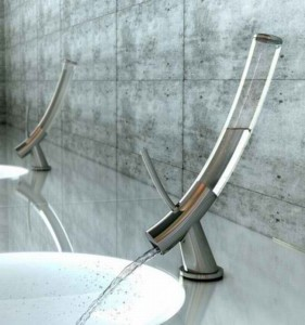 One Liter Limited Concept Faucet Compels Us To Ration Liquid