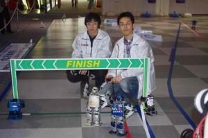 Vstone Team Aces RoboMara 2011