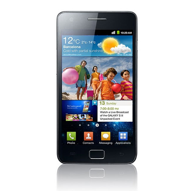Samsung Galaxy S2 Get Official