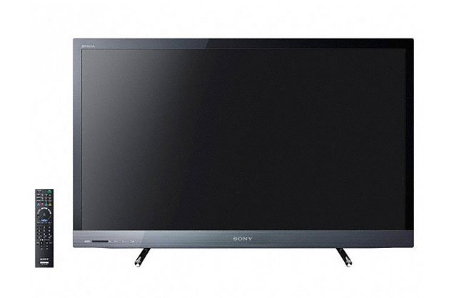 Sony Unveils New Bravia TV Range Equipped With 500GB Hard Drives