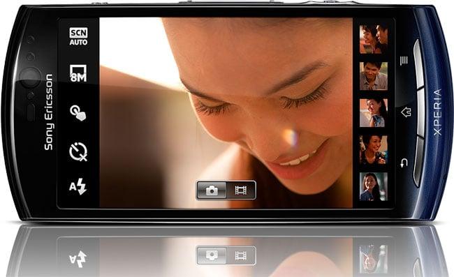 Sony Ericsson Experia Neo