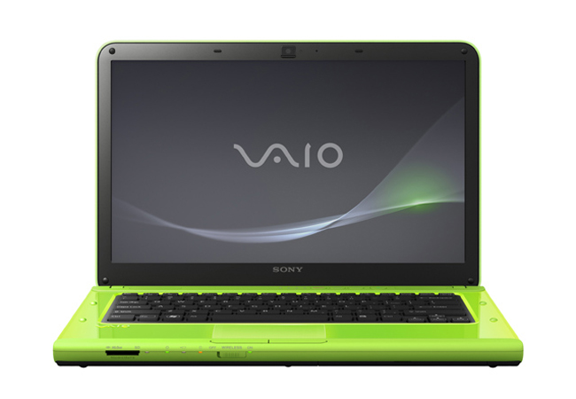 Sony Vaio C Series Notebooks Announced