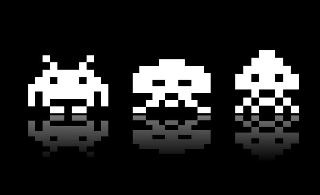 Space Invaders Kinect