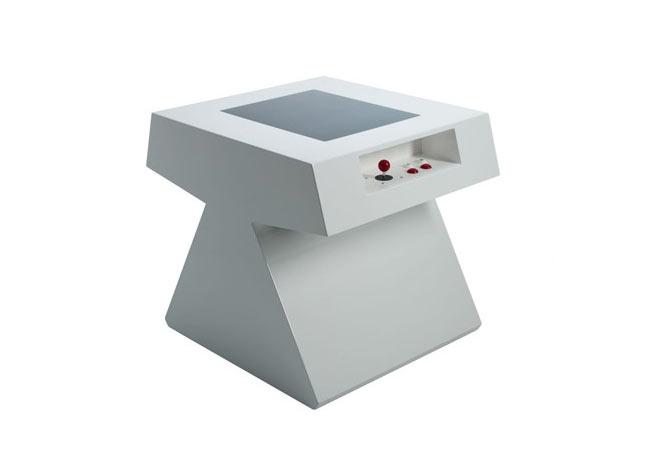 Stealth arcade console