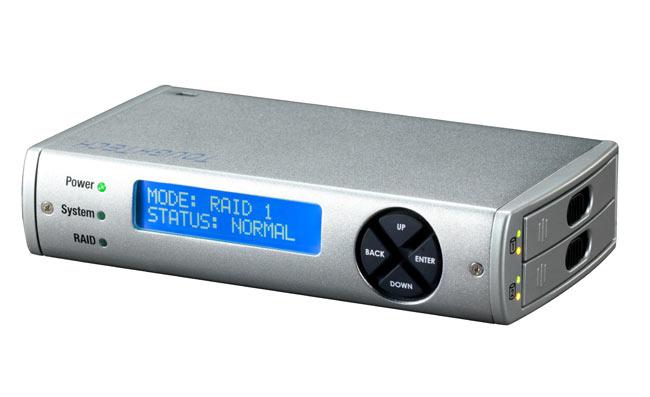 ToughTech Duo QR RAID Storage System