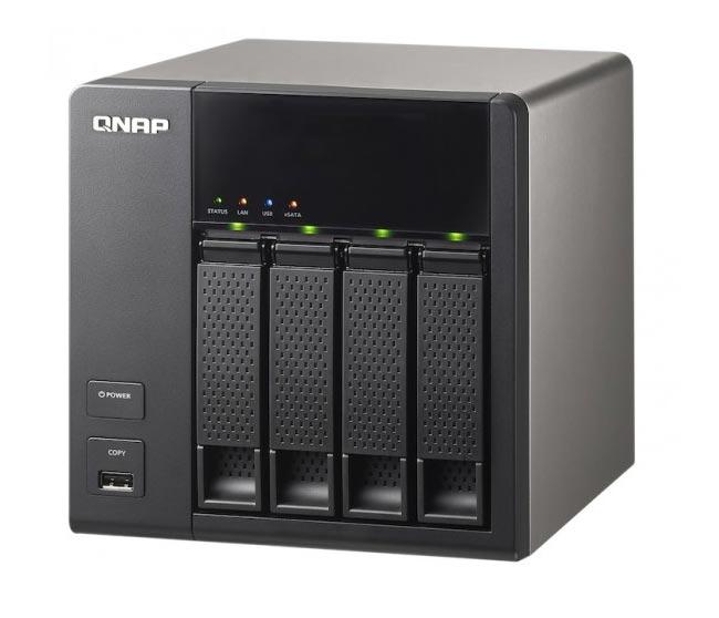 Turbo NAS servers