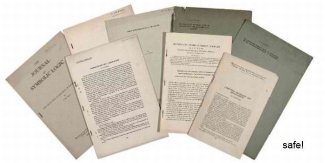 Turing papers