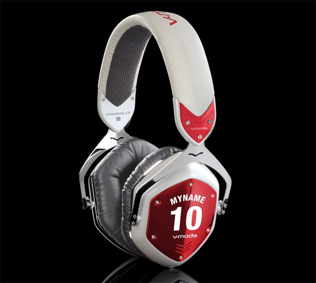 V-Moda Crossfade Custom Headphones