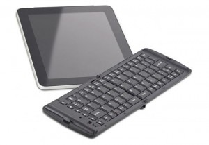 Verbatim iPad, iPhone Foldable Keyboard