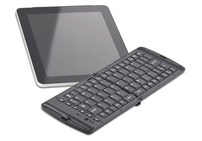 Verbatim iPad, iPhone Foldable Keyboard