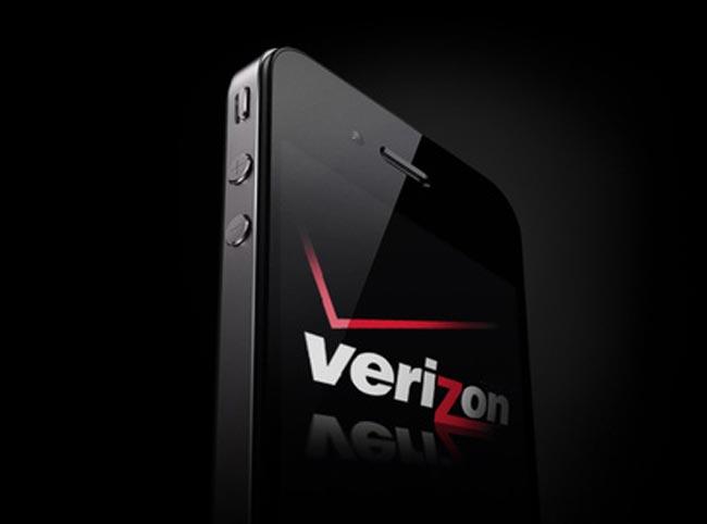 Verizon CDMA iPhone 4