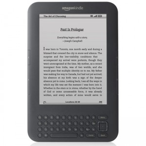 Amazon Kindle 3G Headed To AT&T