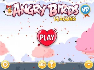 Angry Birds Seasons Valentines