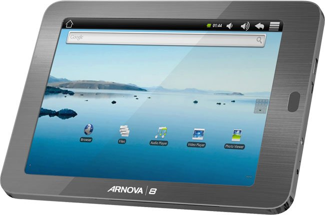 Archos Arnova 8 And 10 Inch Android Tablets