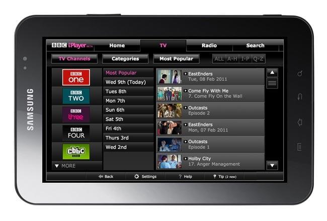 bbc iPlayer Android