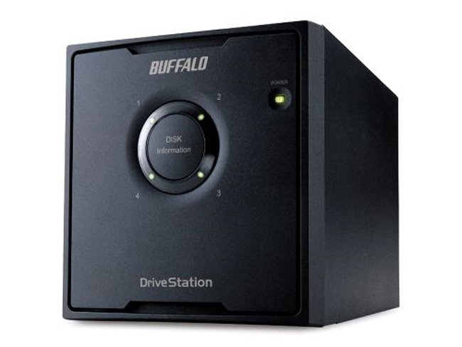 Buffalo Launches USB 3.0 DriveStation Range