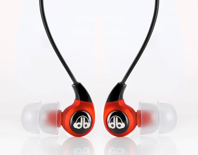 dB Logic Earphones