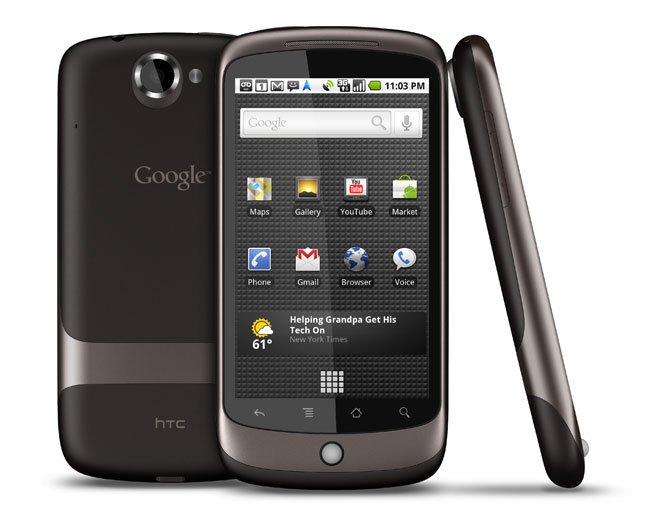 Android 2.3.3 Gingerbread For Nexus S And Nexus One Available To Download