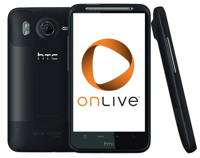 HTC On Live