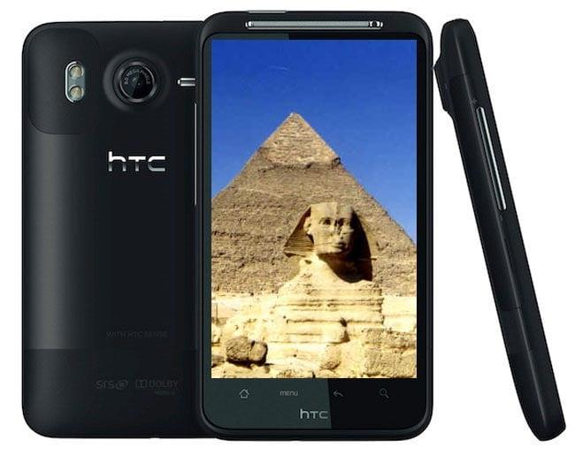 Caracteristicas HTC Pyramid