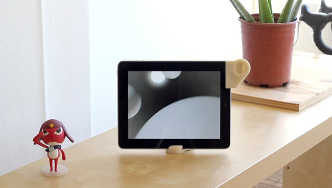 iPad Pocket Stand