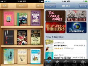 Apple iBooks For iPhone And iPad Gets Updated
