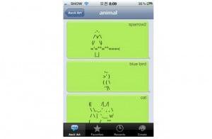 AsciiArt App