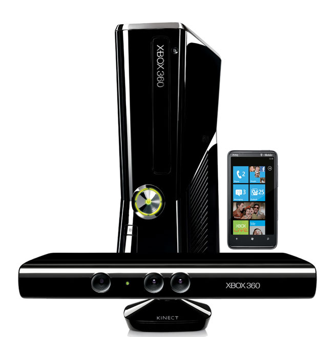 Microsoft Kinect And Windows Phone 7