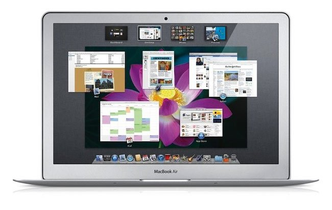 Apple Mac OS X Lion Preview (Video)