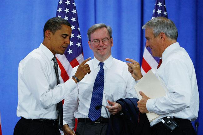 President Obama To Meet With Steve Jobs, Mark Zuckerberg And Eric Schmidt