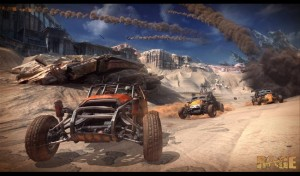 rage game trailer