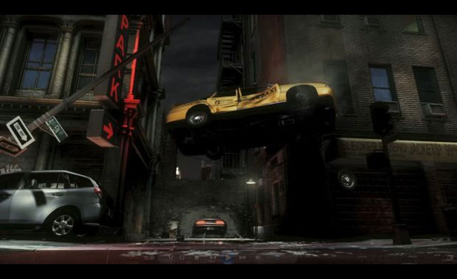 Ridge Racer Unbounded Trailer