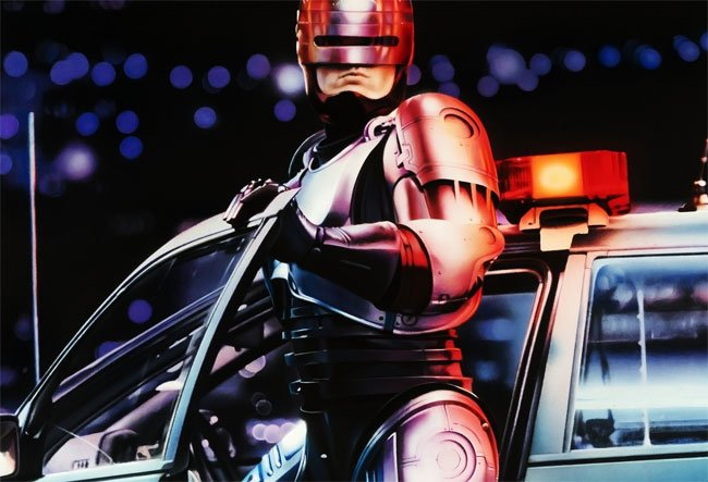 Internet Movement Brings Robocop To Detroit