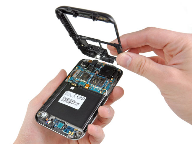 Samsung Galaxy S 4G Gets Taken Apart