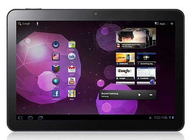 8.9 Inch Samsung Galaxy Tab