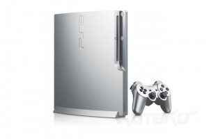 silver PS3