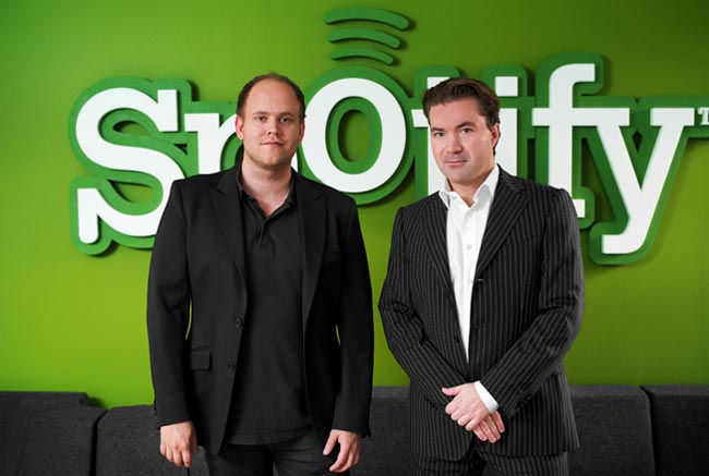 Spotify Signs A US Deal With EMI